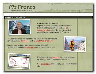 Welcome to Ma France  كورس لتعليم اللغة الفرنسية من بى بى سى