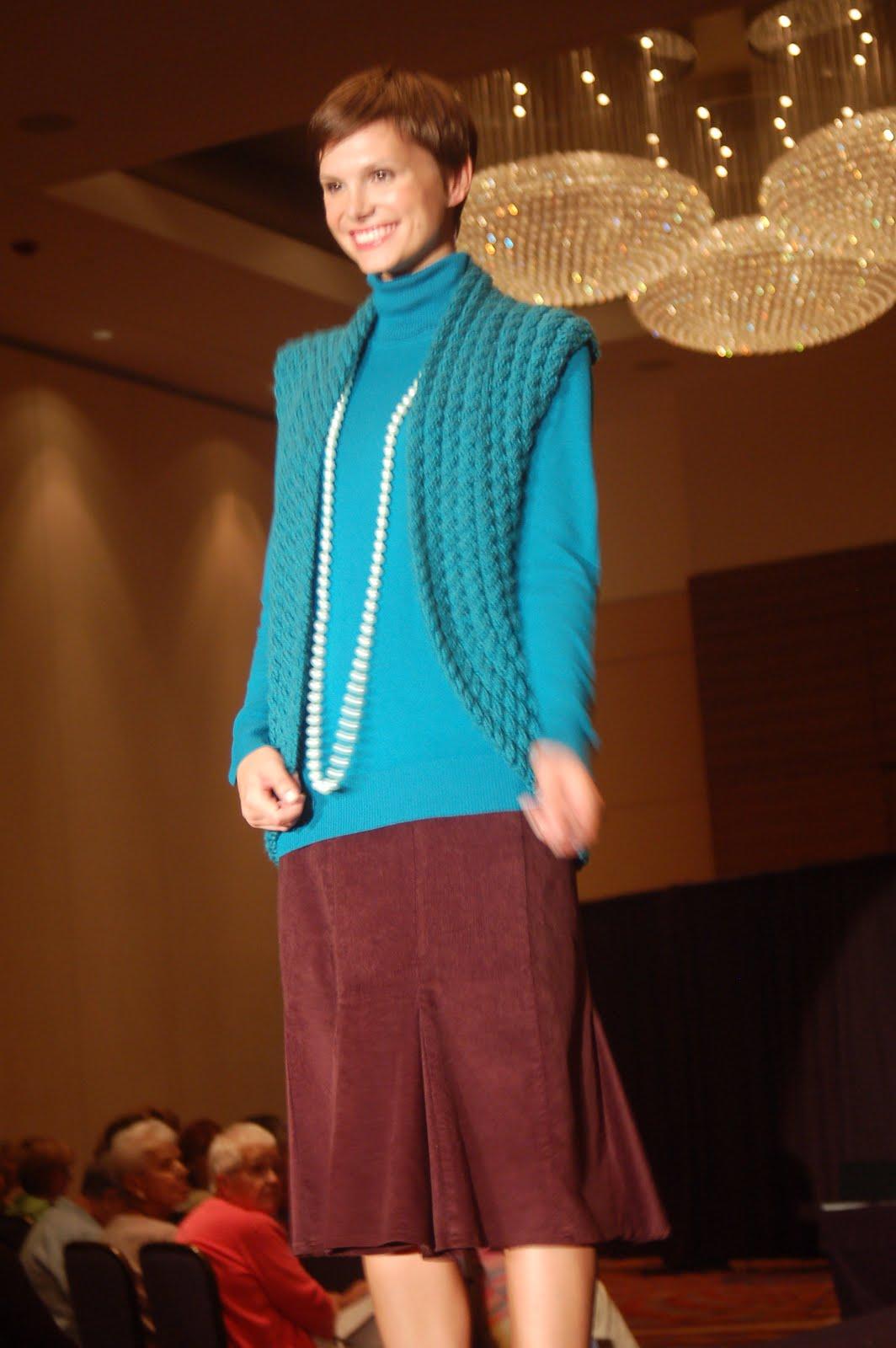 Cascade Yarns Blog Stitches Midwest Fashion Show