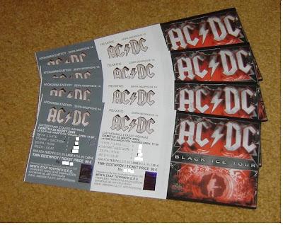 Ac Dc Köln Tickets