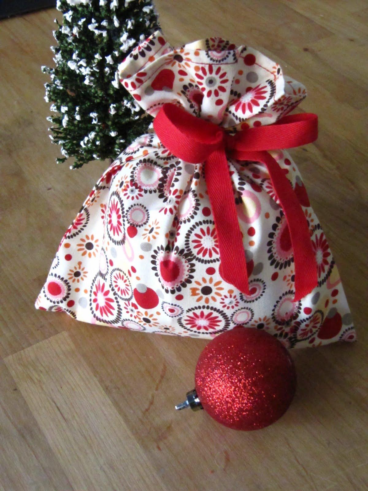 Sew Many Ways Tool Time TuesdayHandmade Fabric Gift