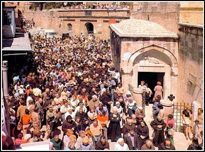 Pentecostés - El Espíritu Santo y Jerusalén 2