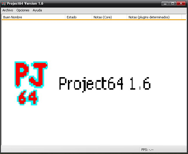 project64 1.6