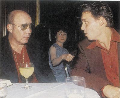 Starcohol: Hunter S. Thompson & Johnny Depp