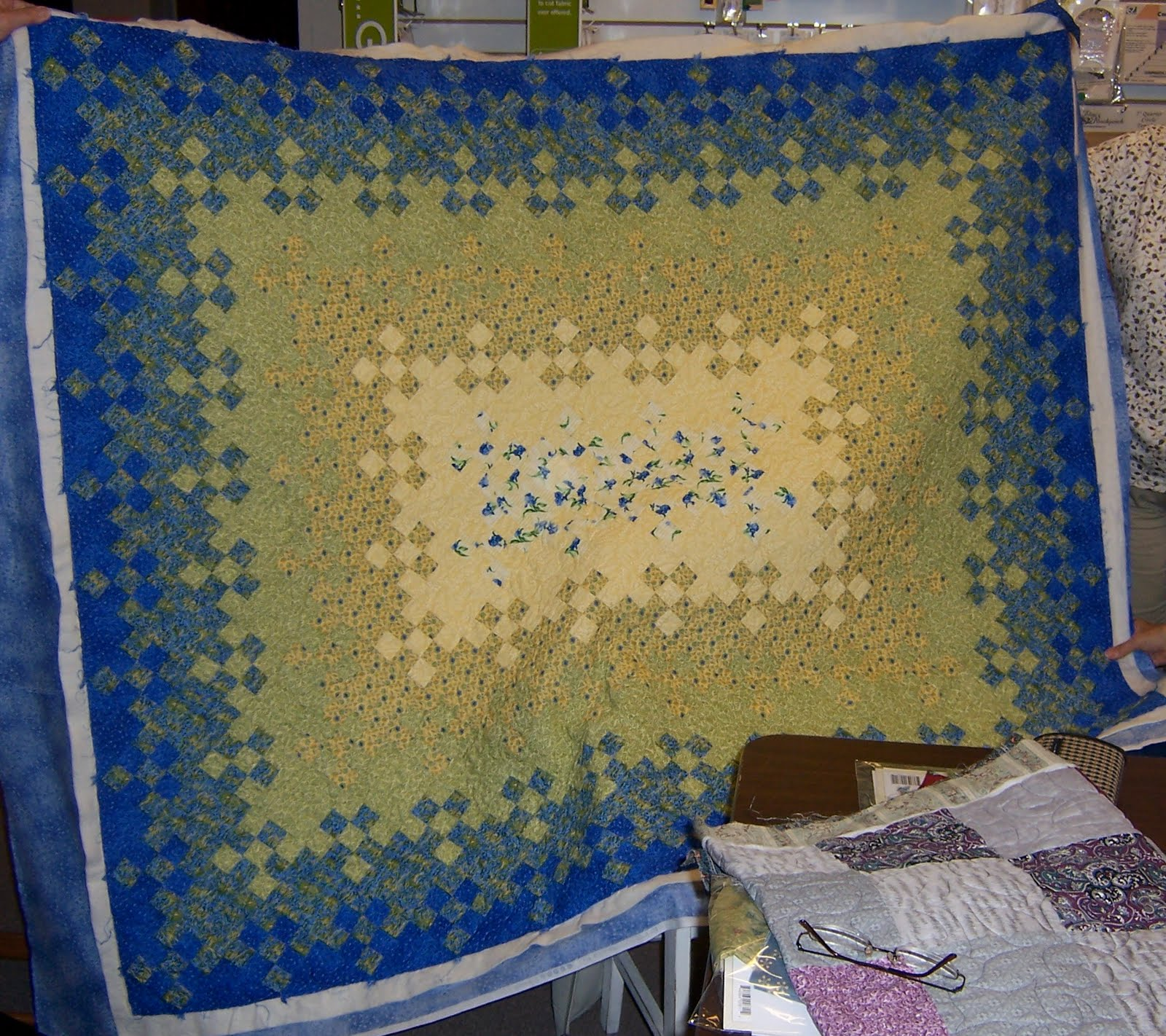 Long Arm Computer Quilting Designs