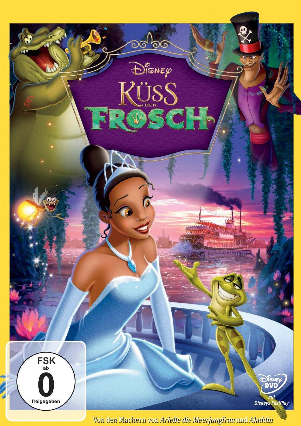 Marianne Rosenberg  Walt Disney's - Küss den Frosch (DVD)