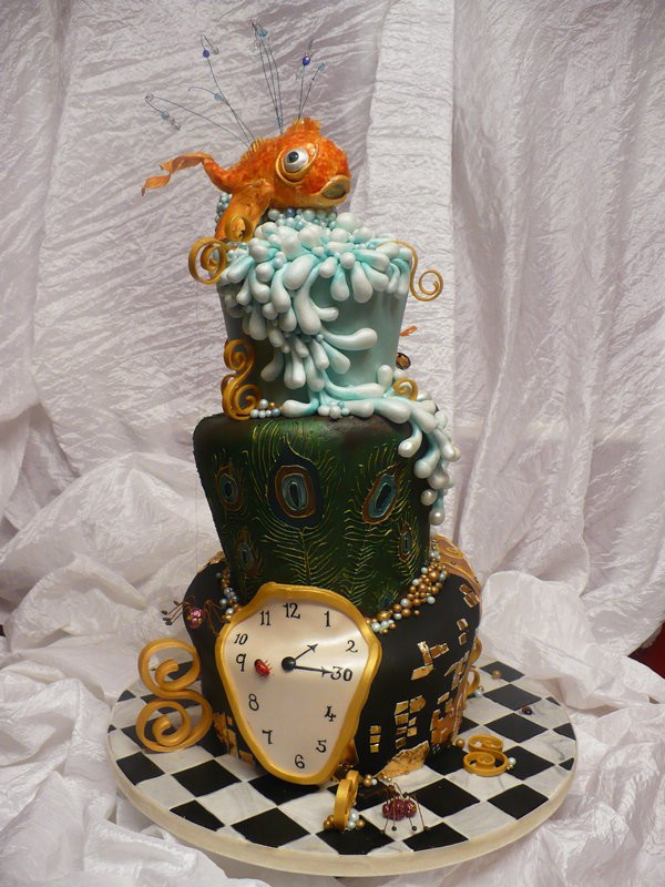 Monster Bego: Desain Kue Tart yang Aneh & Keren