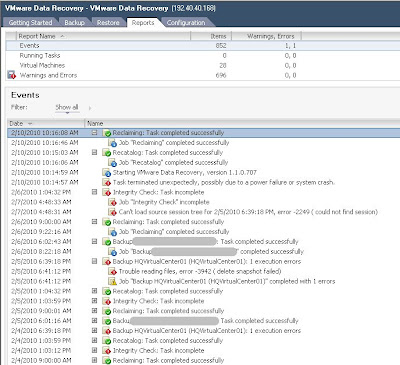 Data Link Solutions - Virtualization with VMware: Remove Snapshot