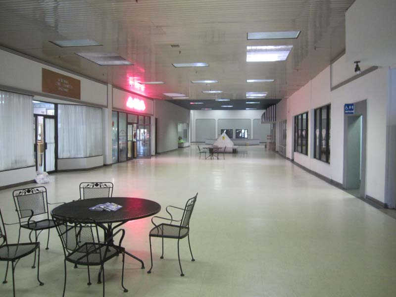 Warner Robins Mall Shoe Stores