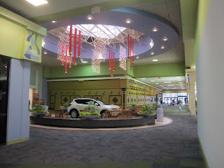 Gadsden Mall Food Court In