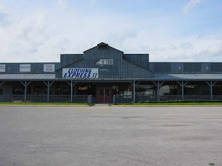 Sky City: Retail History: Cookeville Mall: Cookeville. TN