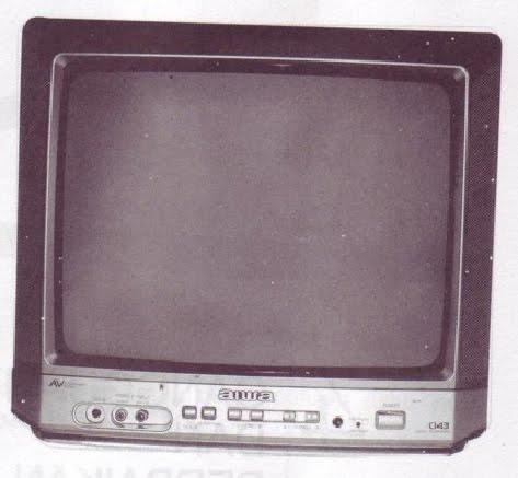 Cahaya Pertama Gangguan Pada Tv Berwarna