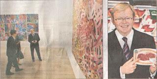 Kevin Rudd in Tokyo June 2008, The Australian