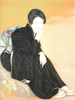 Seiyo Kakuichi, Bijin, 1925