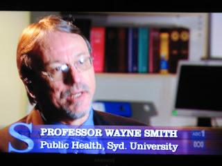Wayne Smith, public health, Sydney Uni