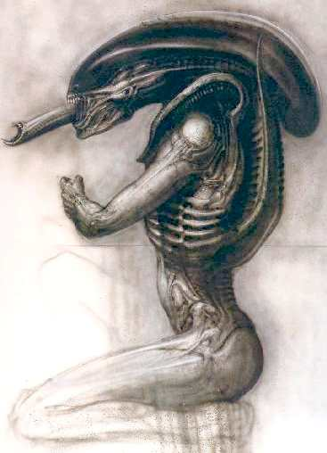 Gorky, Matta, and Eros in Connecticut H.r. Giger Art Sexual