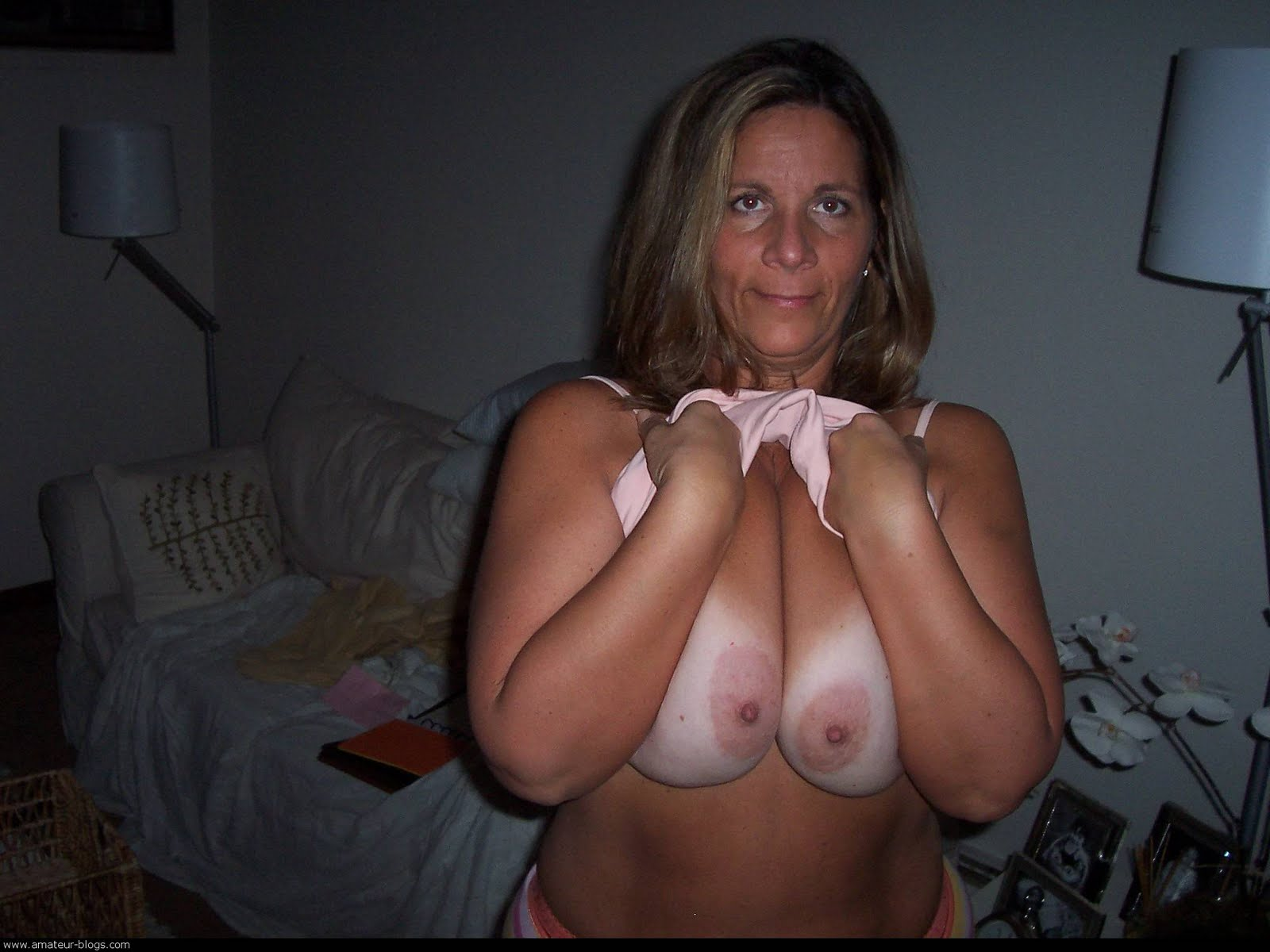 2 bitches getting covered in cum after long group bang 5