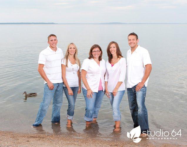 Leech lake family portraits walker minnesota