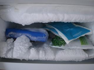 frozen in Belize