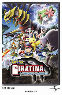 Lille Punkin Win Pokemon Giratina And The Sky Warrior On Dvd