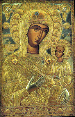 Full Of Grace And Truth The Miraculous Icon Of Panagia