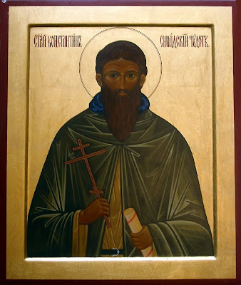 ST. CONSTANTINE, Ascetic, of Synnada