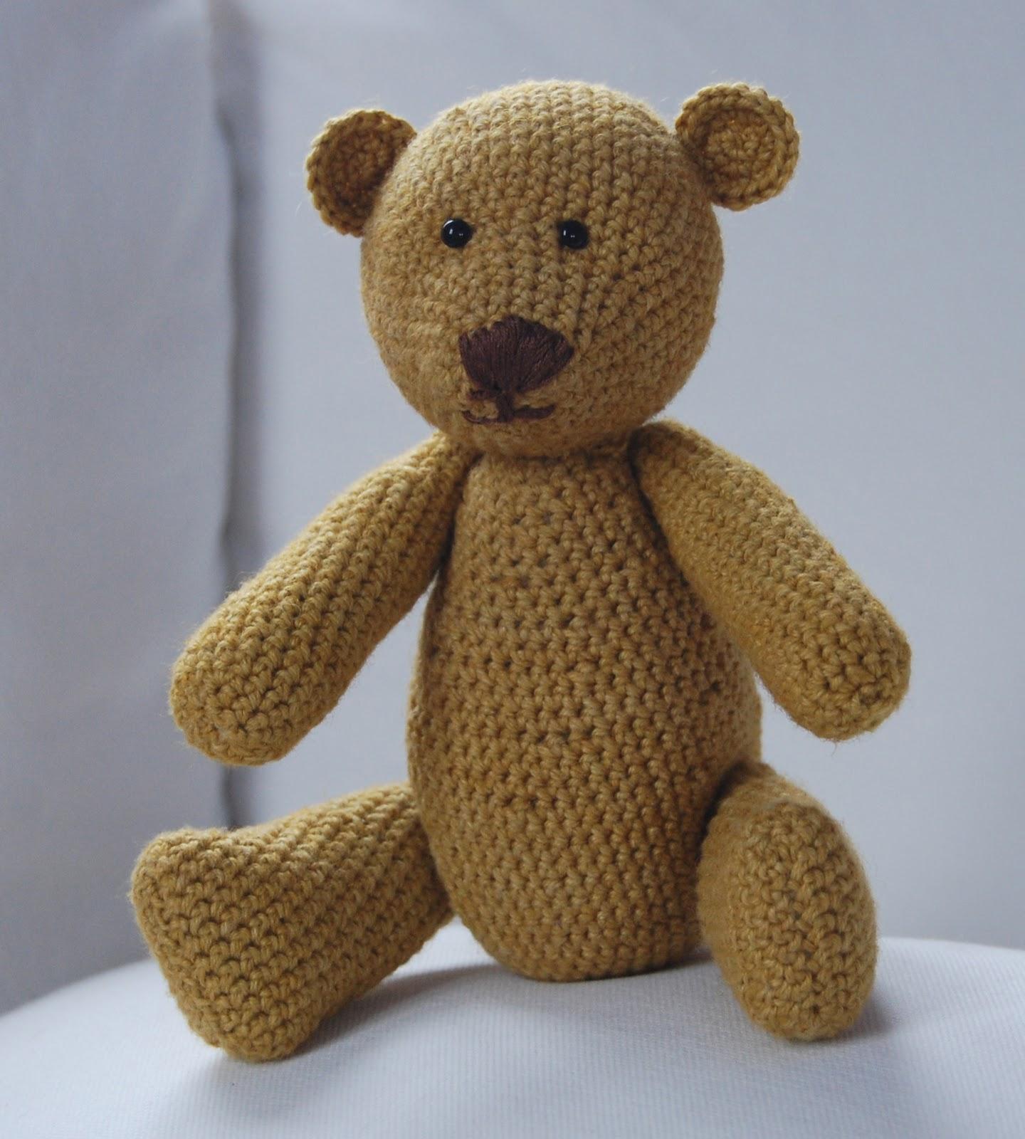 für elise handgemacht: teddy