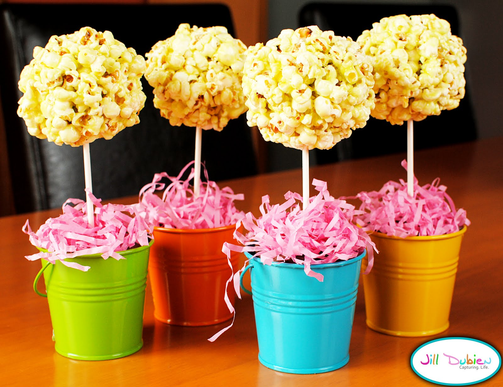 Easter Popcorn Balls Cute Easter Crafts