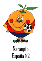 Mascota España 82