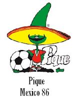 Mascota Mexico 86