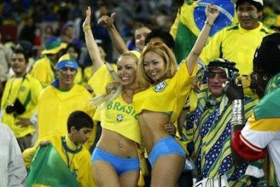 Mulheres bonitas no Brasil