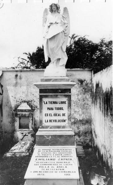 Tumba de Emiliano Zapata