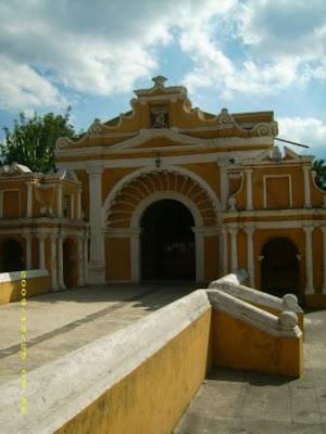 Ermita del Calvario en Antigua Guatemala