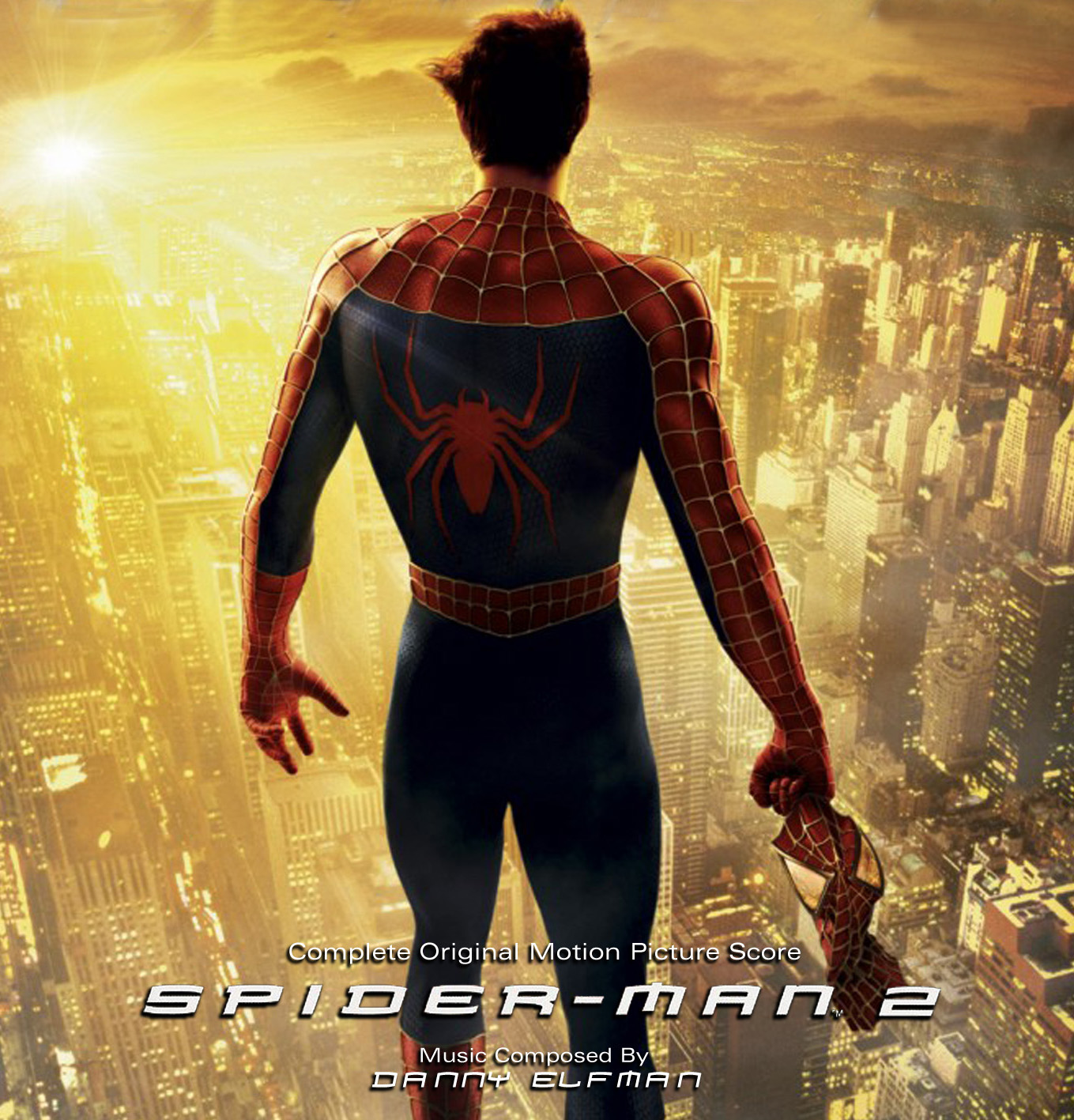 le blog de chief dundee:request: spider-man 2 complete score