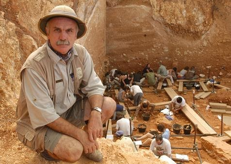 PaleoAnthropo Arquelogo Eudald Carbonell ser investido
