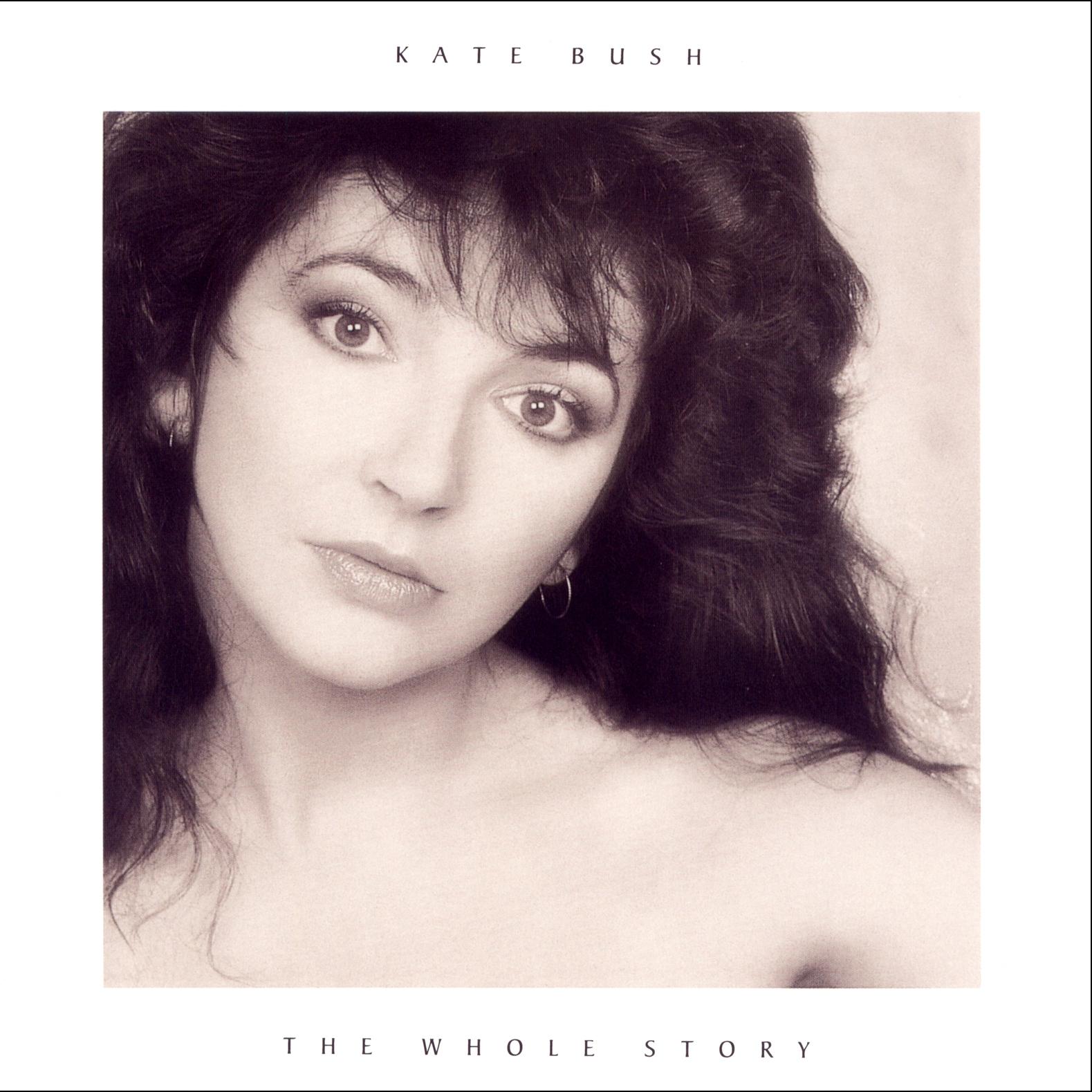 Kate bush the whole story album