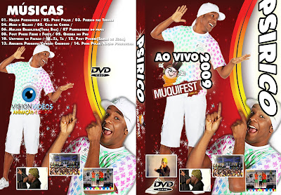 dvd do psirico 2009