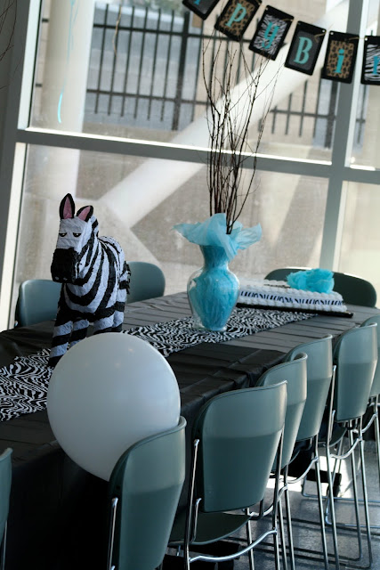 Teen Girl Room Color Scheme: Design Dump: Safari Pool Party