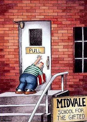 gary larson cartoons deutsch
