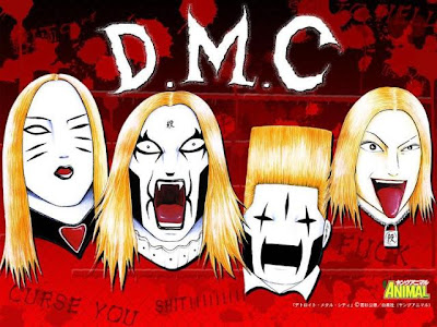 Detroit Metal City Manga Final - Kiminori Wakasugi