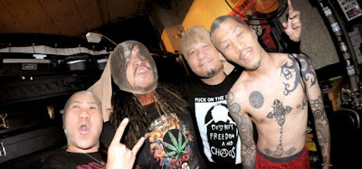Maximun The Hormone en el Hellfest