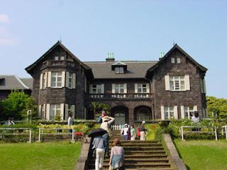 Kyu Furukawa Gardens Manor House designed by Josiah Conder