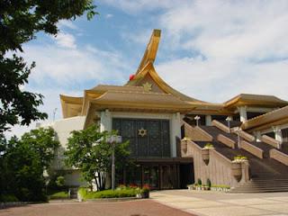 Sukyo Mahikari World Shrine, Takayama, Gifu