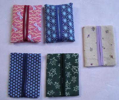 Japanese Tissue Cases
