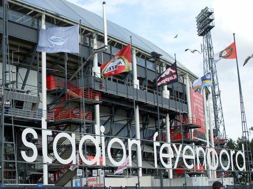Stadion Feyenoord.