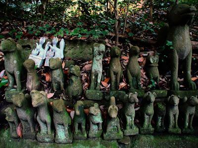 Jozan Inari Shrine Matsue