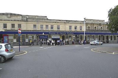 Exeter St David's Station