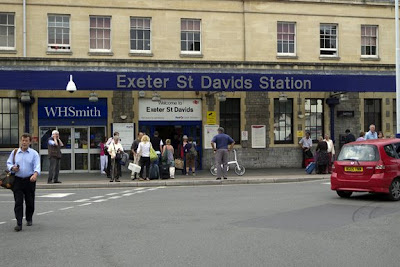 Exeter St David's Station