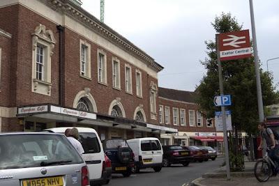 Exeter Central Station