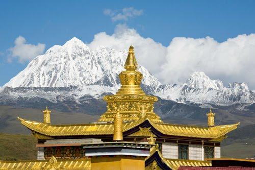 Western Sichuan