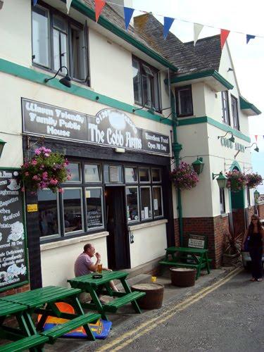 The Cobb Arms Lyme Regis Britain Visitor Blog